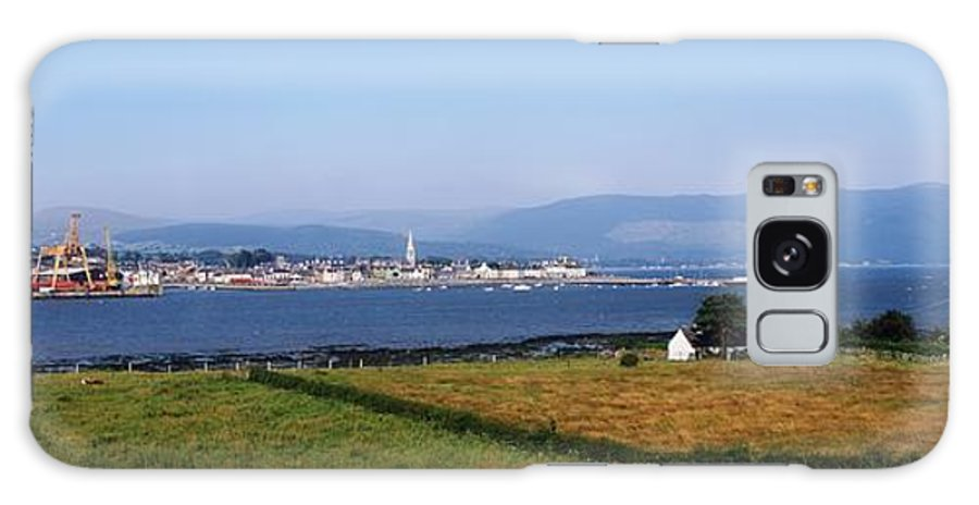 Contrast Galaxy S8 Case featuring the photograph Warrenpoint From Carlingford, Co. Down by The Irish Image Collection