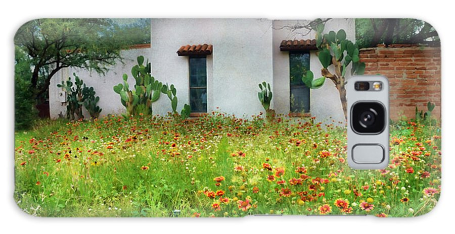 Arizona Galaxy S8 Case featuring the photograph When A House Is A Home by Barbara Manis