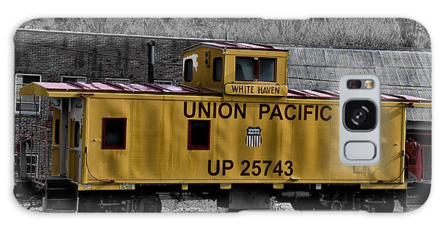 White Haven Galaxy S8 Case featuring the photograph White Haven - Union Pacific by Bill Cannon