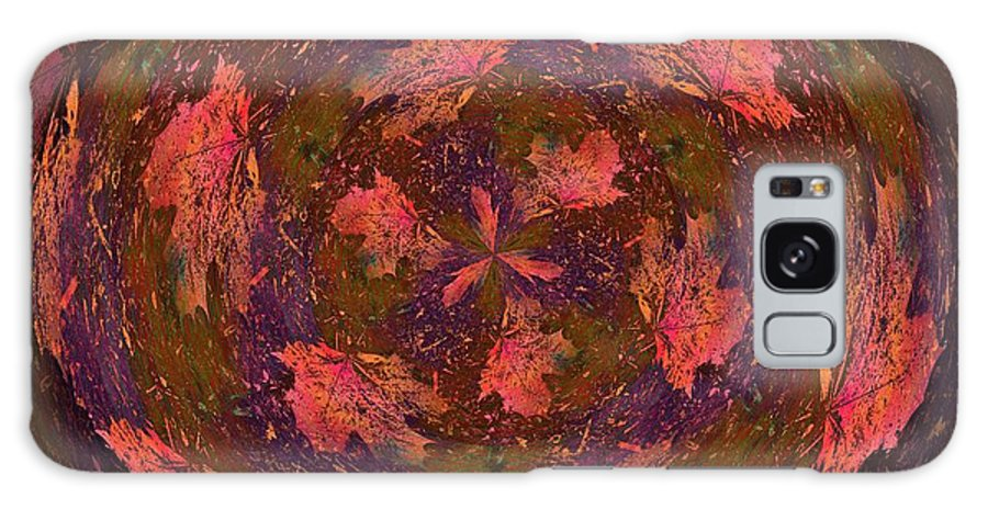 Windblown Galaxy S8 Case featuring the digital art Windblown 2 by Tim Allen