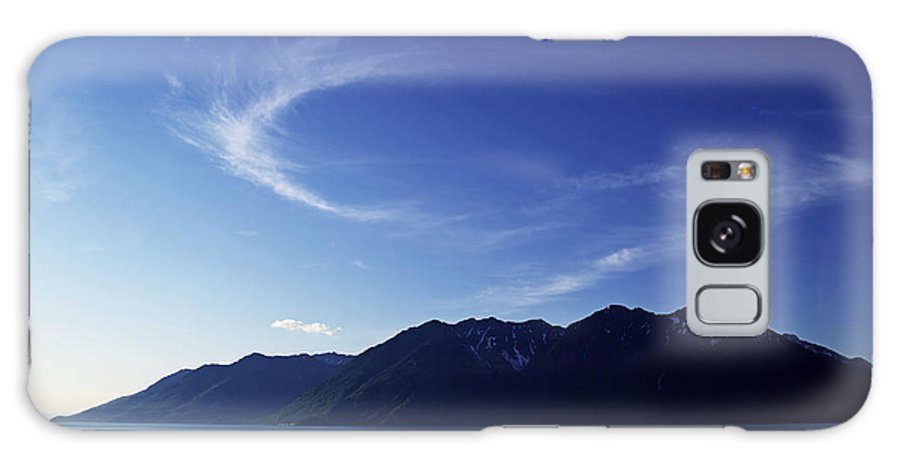 Mountains Galaxy S8 Case featuring the photograph Wisps Of A Dream by Michele Cornelius
