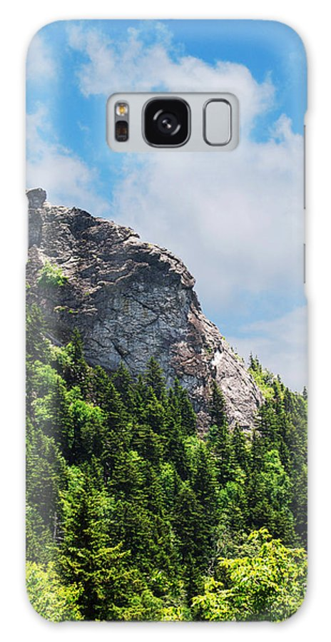 Rock Galaxy S8 Case featuring the photograph Devil's Courthouse Blue Ridge Mountains by Patricia Motley