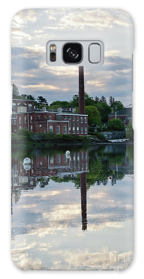 Landscape Galaxy Case featuring the photograph Exeter New Hampshire Usa by Erin Paul Donovan