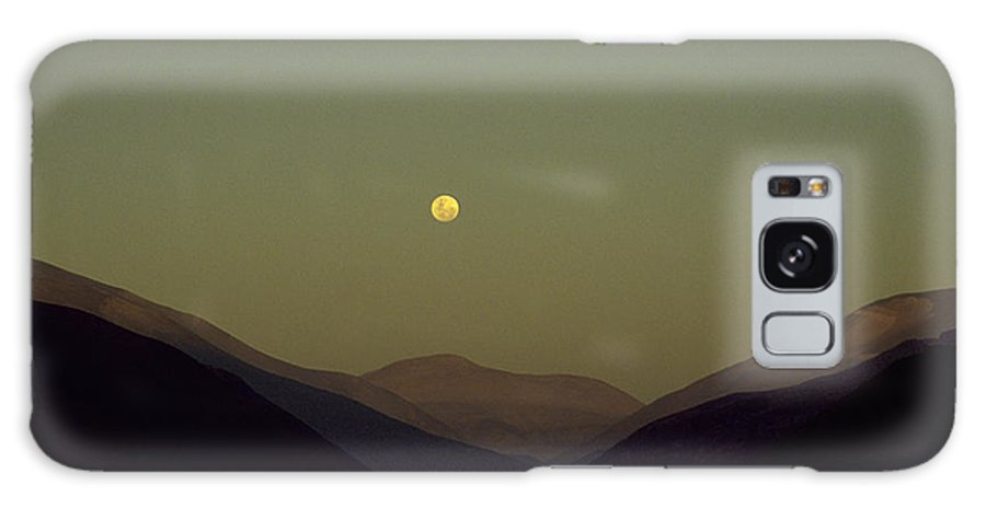 Photograph Galaxy Case featuring the photograph The Andes Mood by Michael Mogensen