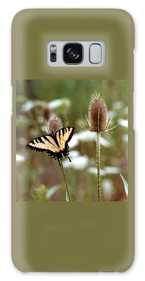 Butterfly Galaxy Case featuring the photograph 070406-84 by Mike Davis