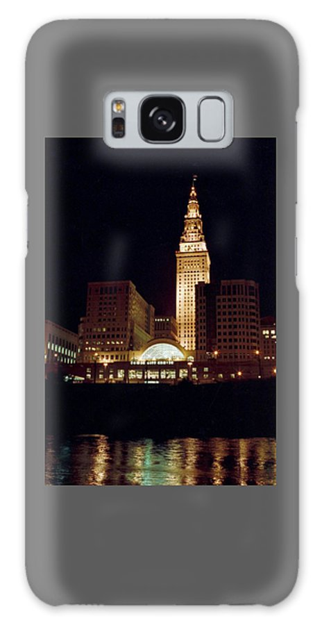 Cleveland Galaxy S8 Case featuring the photograph 070506-73 by Mike Davis