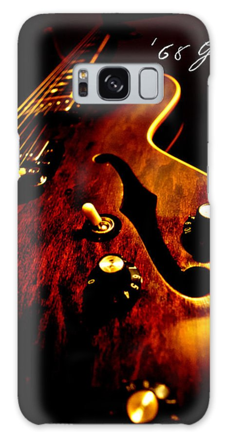 1968 Galaxy S8 Case featuring the photograph '68 Gibson by Christopher Gaston