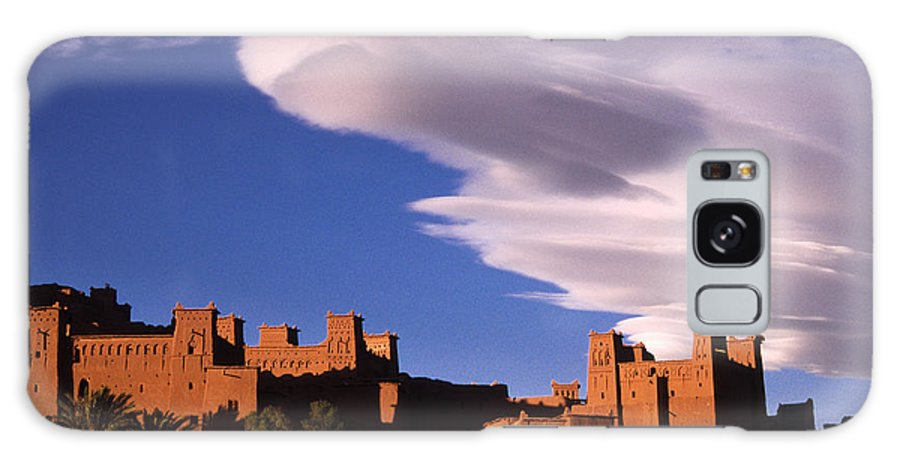 North Africa Galaxy S8 Case featuring the photograph Ait Benhaddou Casbah by Michele Burgess