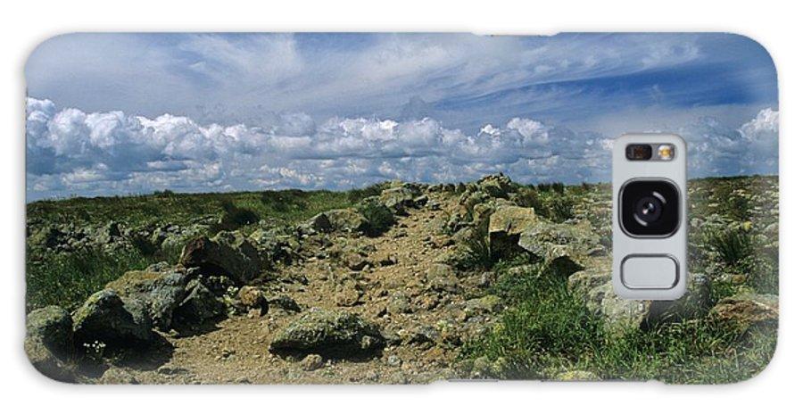 Appalachian Trail Galaxy S8 Case featuring the photograph Appalachian Trail - White Mountains New Hampshire Usa by Erin Paul Donovan