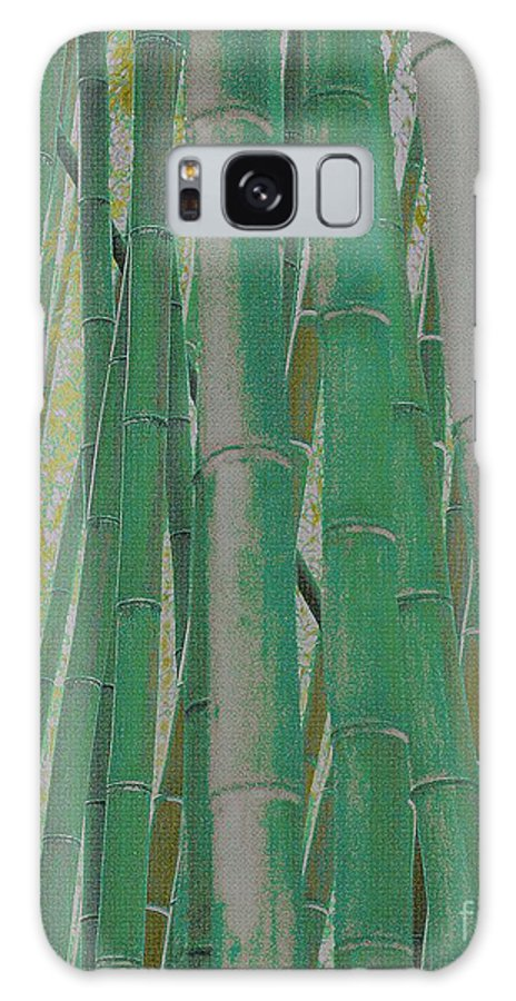 Bamboo Galaxy S8 Case featuring the photograph Bamboo by Viktor Savchenko