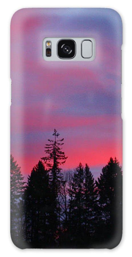 Sunrise Galaxy S8 Case featuring the photograph Beautiful Sunrise by Nick Gustafson