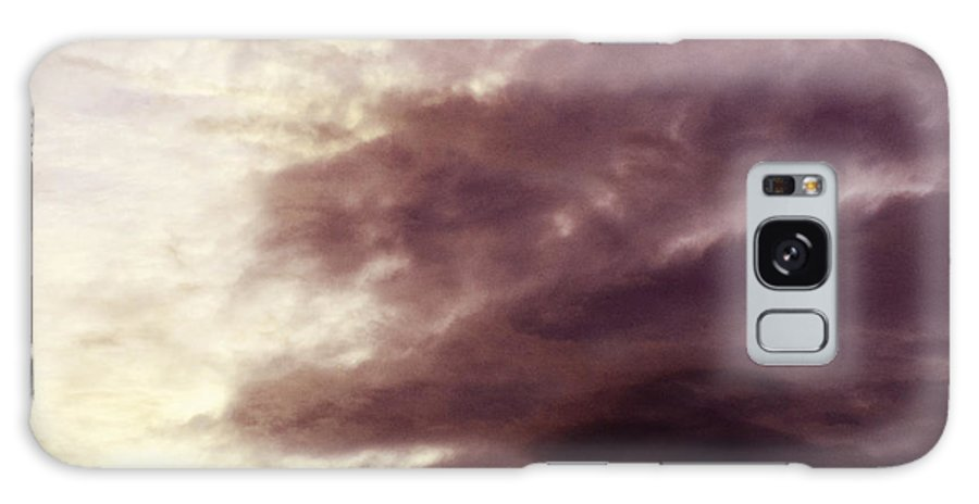 Clay Galaxy Case featuring the photograph Clouds by Clayton Bruster