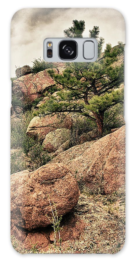 Lyons Galaxy S8 Case featuring the photograph Colorado Rocky Mountains by James BO Insogna