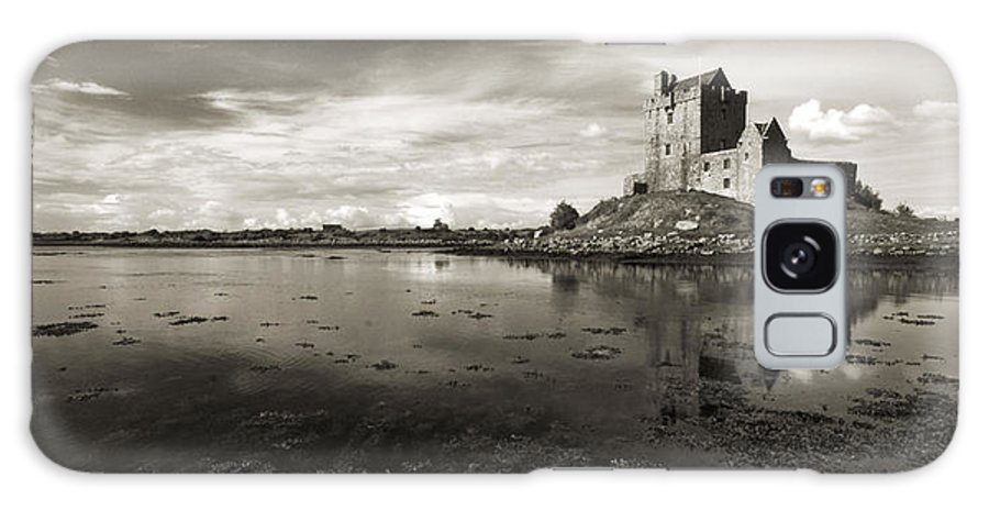 Dunguaire Galaxy S8 Case featuring the photograph Dunguaire Castle Kinvara Co Galway Ireland by Pierre Leclerc Photography