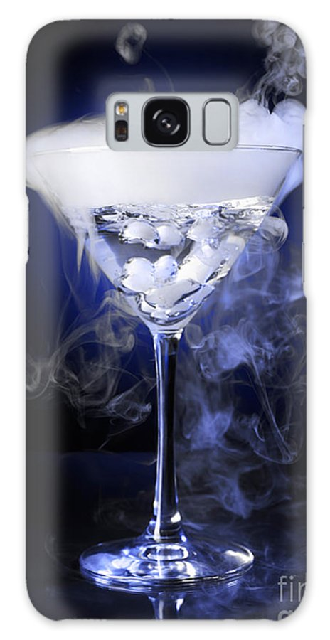 Drink Galaxy Case featuring the photograph Exotic Drink by Maxim Images Prints