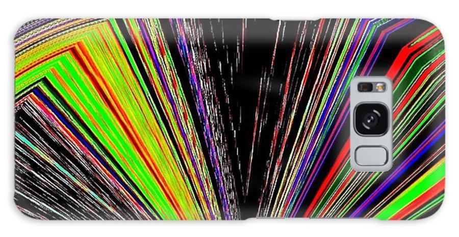 Fandango Galaxy S8 Case featuring the digital art Fandango by Will Borden