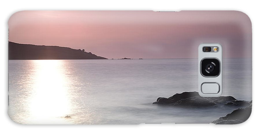 Fine Art- St Ives At Sunset By Phill Potter Galaxy S8 Case featuring the photograph Fine Art - St Ives by Jenny Potter