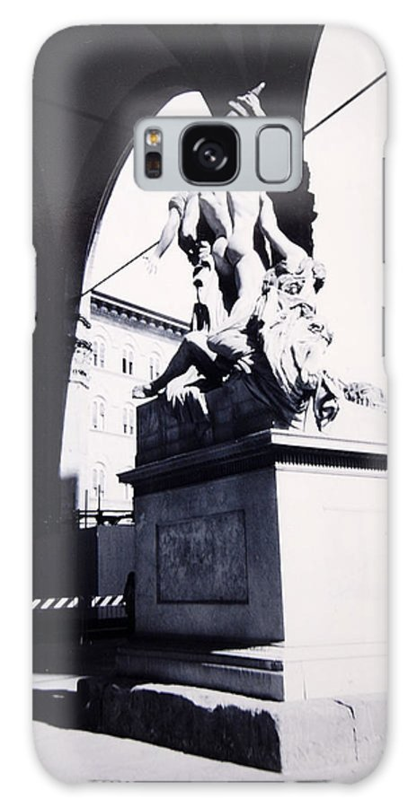Firenze Galaxy Case featuring the photograph Florence by Kurt Hausmann