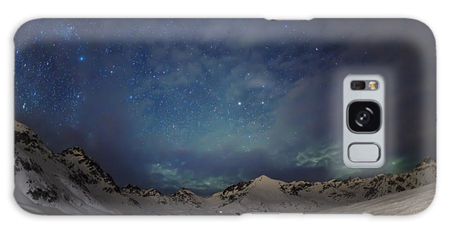Alaska Galaxy S8 Case featuring the photograph Gateway by Ed Boudreau