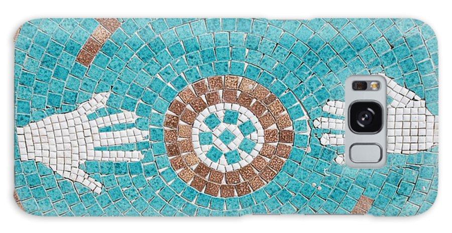 Mosaic Galaxy S8 Case featuring the photograph Hans Mosaic by Rob Hans