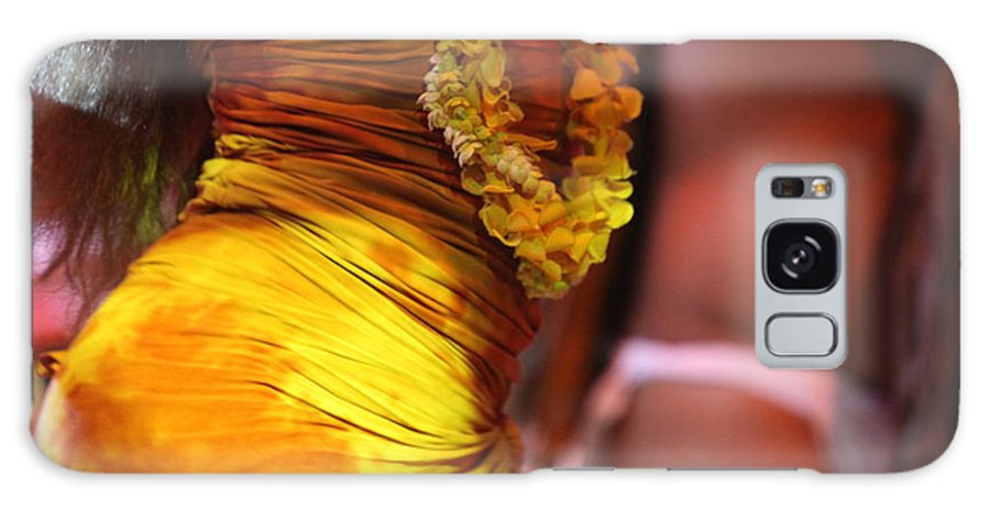 Dance Galaxy S8 Case featuring the photograph Hula Dancers by Nadine Rippelmeyer