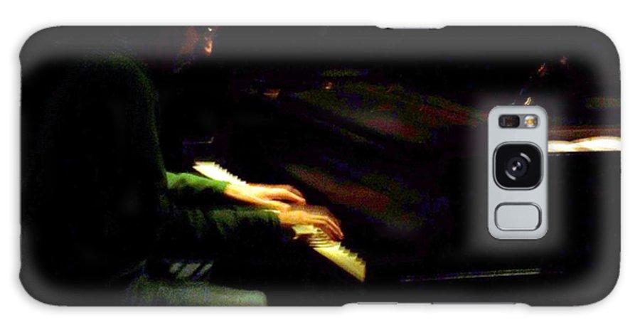 Jazz Galaxy S8 Case featuring the photograph Jazz Estate 7 by Anita Burgermeister