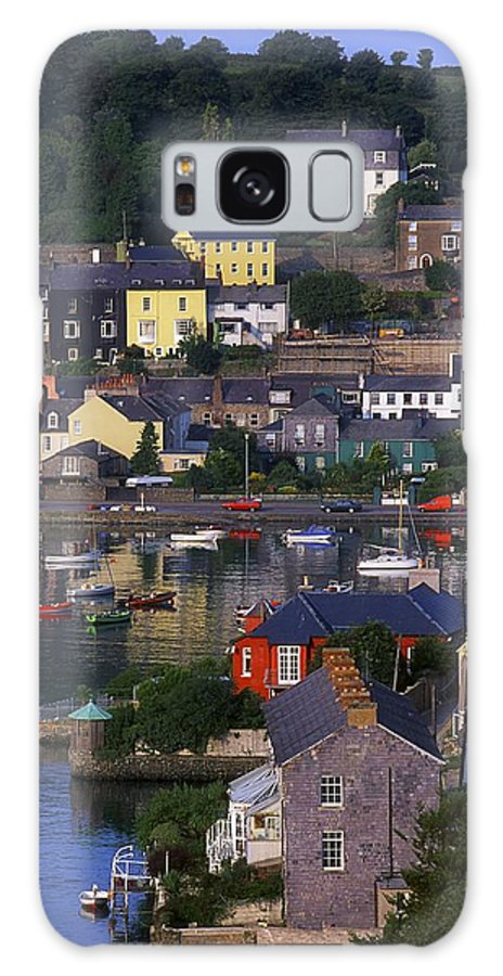 Boat Galaxy S8 Case featuring the photograph Kinsale, Co Cork, Ireland Boats And by The Irish Image Collection