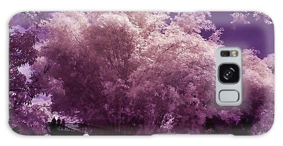 Landscape Galaxy S8 Case featuring the photograph Magic Garden by Galeria Trompiz