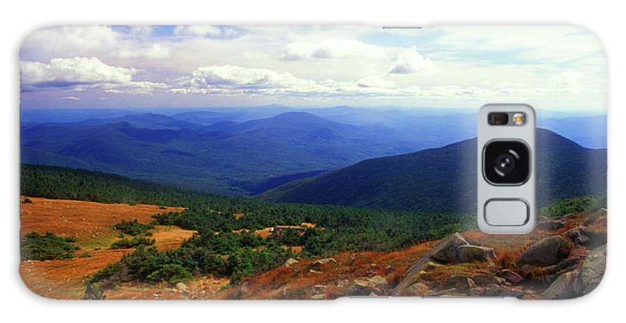 New Hampshire Galaxy S8 Case featuring the photograph Mount Moosilauke Summit by John Burk