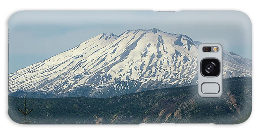 Mountains Galaxy S8 Case featuring the photograph Mt St Helens by Jeff Swan