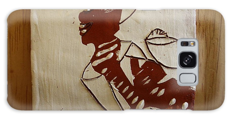 Jesus Galaxy S8 Case featuring the ceramic art Mums Love - Tile by Gloria Ssali