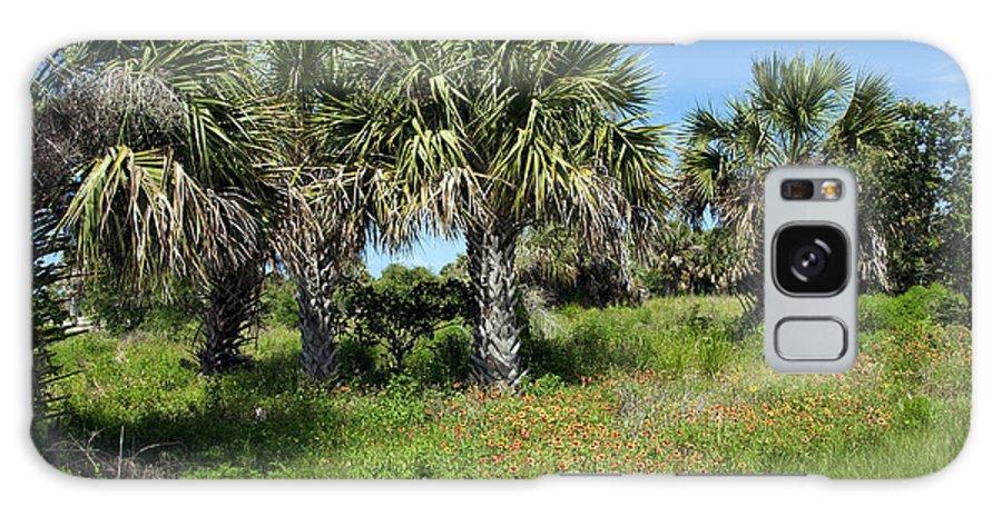 Florida Galaxy S8 Case featuring the photograph Pelican Island In Florida by Allan Hughes