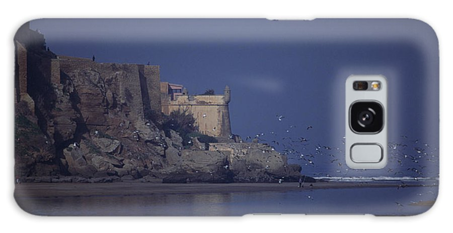 Rabat Bouregreg River Morocco Galaxy S8 Case featuring the photograph Rabat Bouregreg River Morocco by Antonio Martinho