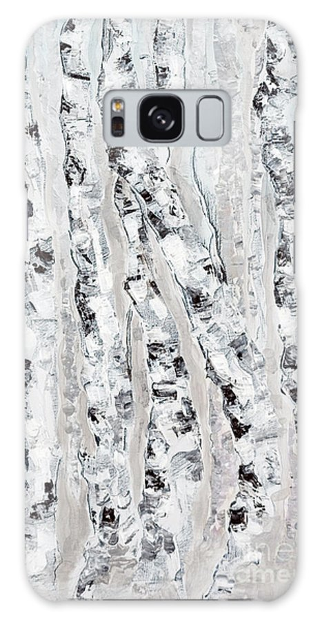 Tree Galaxy Case featuring the painting Safe Haven by Jacqueline Milner