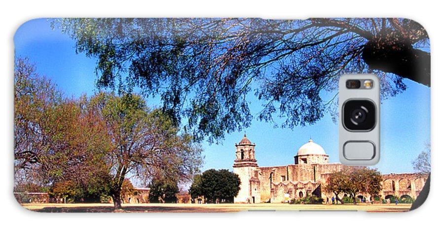 San Jose Y Miguel De Aguayo Galaxy S8 Case featuring the photograph San Jose Y Miguel De Aguayo by Thomas R Fletcher