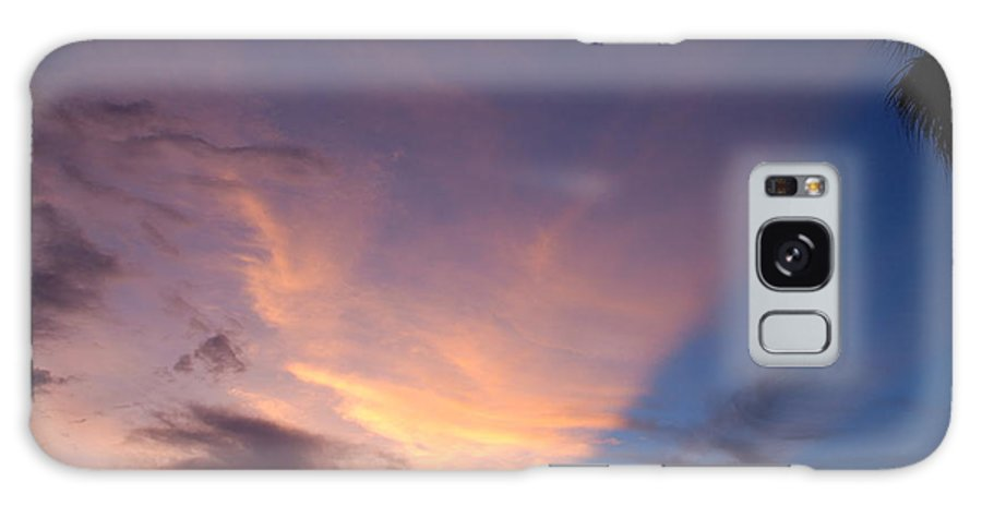 Sunset Galaxy S8 Case featuring the photograph Sunset At Pine Tree by Rob Hans