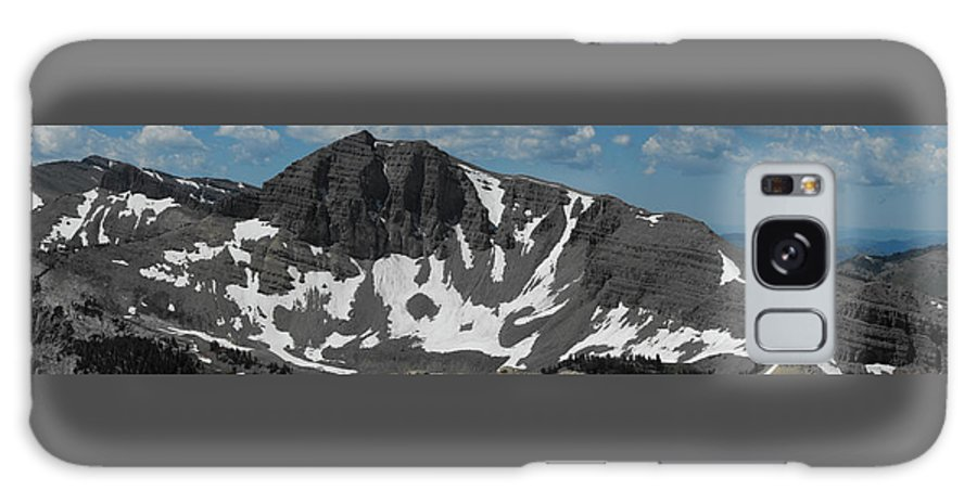Mountains Galaxy S8 Case featuring the photograph Tetons by Catherine Sprague