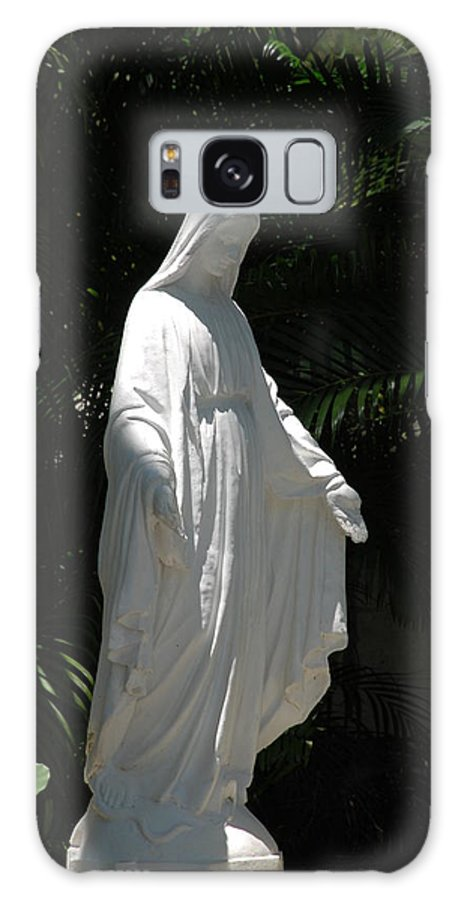 Florida Galaxy S8 Case featuring the photograph Virgin Mary by Rob Hans