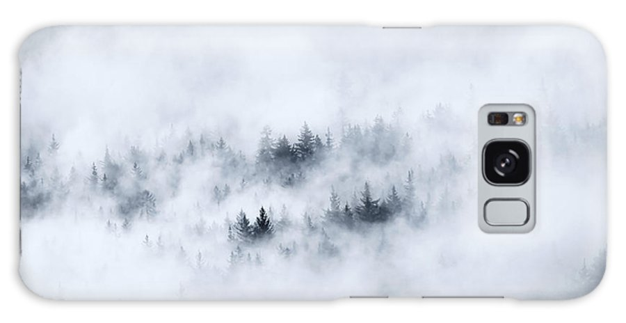 Fog Galaxy S8 Case featuring the photograph Winter Dawning by Mike Dawson
