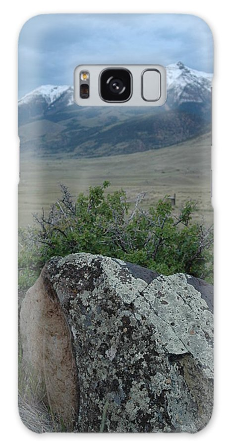 Landscape Galaxy Case featuring the photograph Untitled by Kathy Schumann