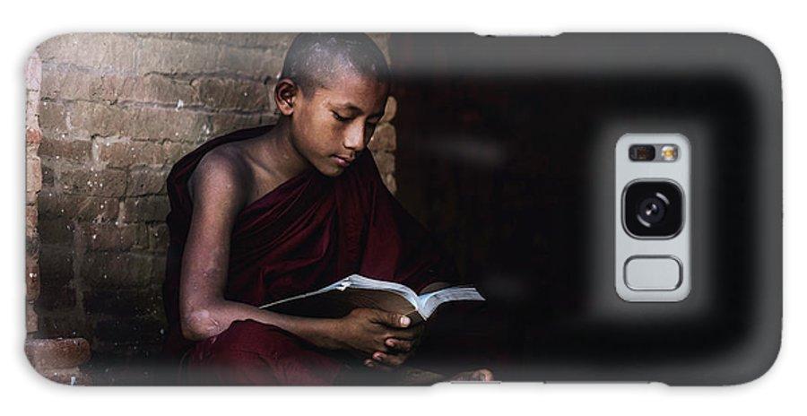 Bagan Galaxy S8 Case featuring the photograph Bagan - Myanmar by Joana Kruse