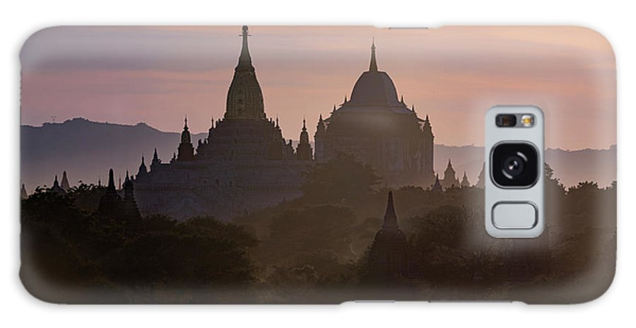Bagan Galaxy S8 Case featuring the photograph Bagan - Myanmar by Joana Kruse