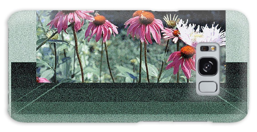 Flower Galaxy S8 Case featuring the photograph Digital Artistry by Stephen Proper Gredler