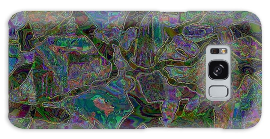 Jgyoungmd Galaxy S8 Case featuring the digital art 161228c by Jgyoungmd Aka John G Young MD