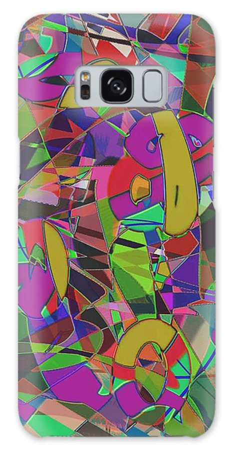 Jgyoungmd Galaxy S8 Case featuring the digital art 161228d by Jgyoungmd Aka John G Young MD