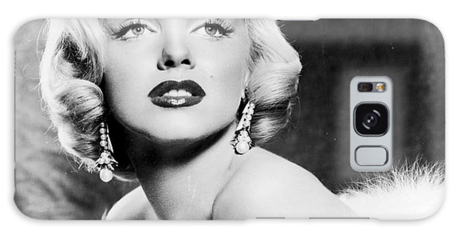 20th Century Galaxy Case featuring the photograph Marilyn Monroe by Granger
