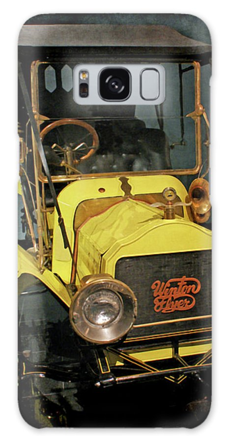 1904 Winton Flyer Galaxy S8 Case featuring the photograph 1904 Winton Flyer by Ernie Echols