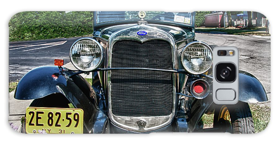 1931 Ford Galaxy S8 Case featuring the photograph 1931 Ford 7374 by Guy Whiteley