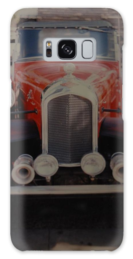 Car Galaxy S8 Case featuring the photograph 1932 by Rob Hans