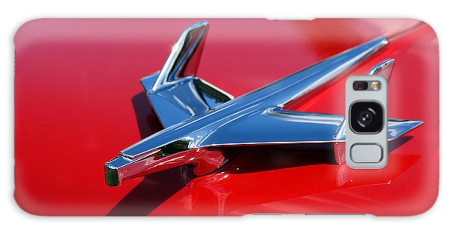 Motown Galaxy S8 Case featuring the photograph 1955 Chevrolet Bel Air by Gordon Dean II
